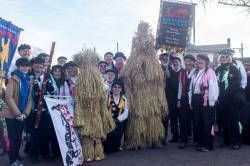 Straw Bear Festival Jan 16th 2016
